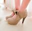 Women-High-Heels-Stilettos-Bowknot-Platform-Suede-Party-Cocktail-Sexy-Pumps-Shoe thumbnail 15