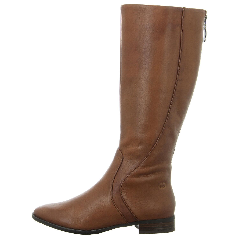 GERRY WEBER Schuhe Stiefel SENA 23 G35423-VL863370 cognac (braun) NEU