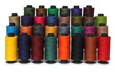 """Cotton Sewing Thread Spools Set """" 30 DARK COLOURS SET """" *T.S Cotton BEST DEAL*"""