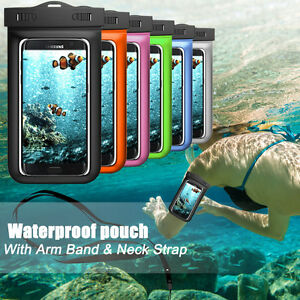 Under-Water-Proof-Pouch-Bag-Dry-Armband-Case-Cover-For-iPhone-Samsung-Cell-Phone