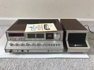 Cobra 2000 GTL CB Radio Base Station with Speaker(broken