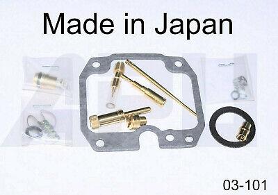 03-104 NEW Shindy Carburetor Repair Kit Kawasaki·Bayou 300 89-04 FREE SHIP