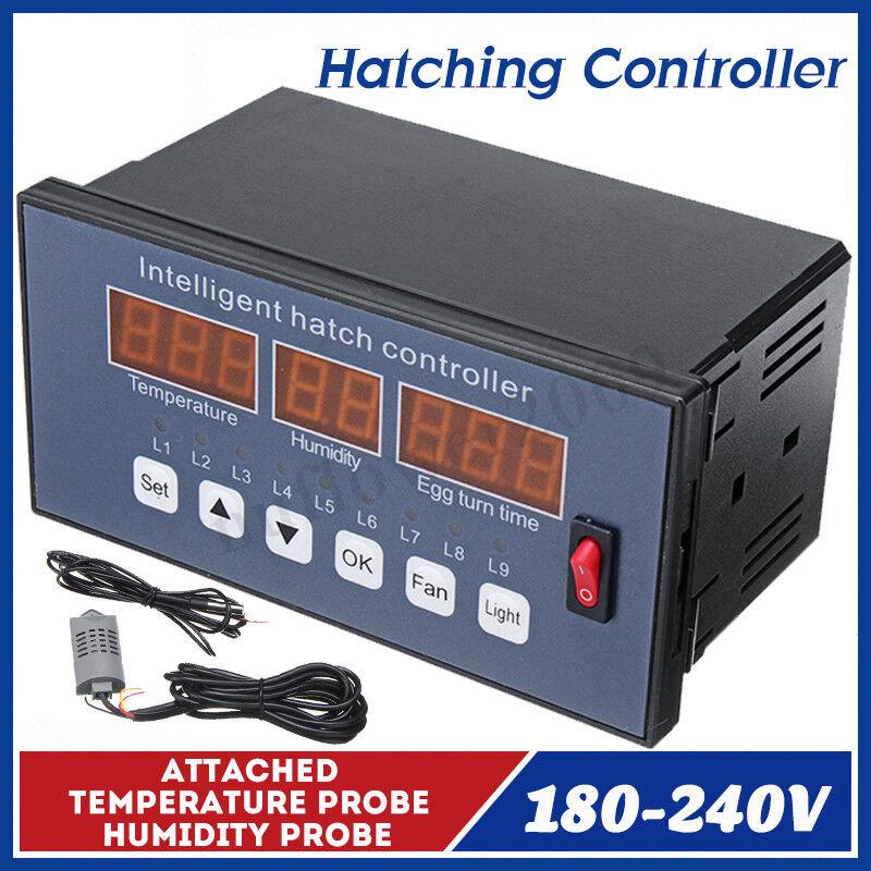 XM-16 Farm Home Automatic Digital Control Incubator Incubator Incubator Poultry Hatcher Chicken 53f4d9