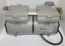 Thomas 2608ve44 Piston Air Compressorvacuum Pump 115v 30a