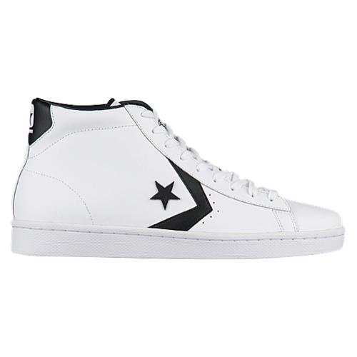 NIB Converse Pro Leather 76 Mid White Black White 157425C US Mens 9