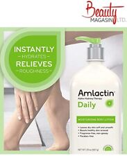 AmLactin Moisturizing Body Lotion 20 Oz Alpha-hydroxy Therapy