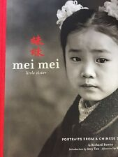 Mei Mei Little Sister Portraits Frim Chinese Orphanage New Book HC Photographs