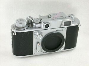 Minolta-35-Model-II-Rangefinder-Camera-NOT-Working-Parts-or-Repairs-No-58419