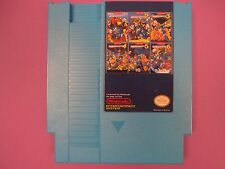 Mega Man 73 in 1 Nintendo NES Classic Game Cartridge Complete Series 1 2 3 4 5 6