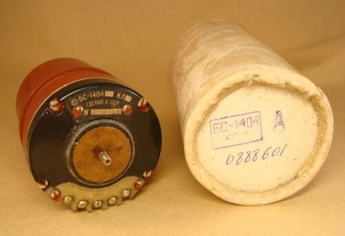 1x Selsyn BS-1404 A Soviet Motor 110V USSR 50 Hz Generator NOS #514