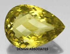 DIAMOND QUARTZ 7X5 MM OVAL CUT CHECKERBOARD TOP ALL NATURAL AAA 2 PC SET
