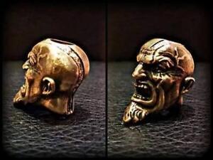 Kratos Paracorde Bracelet Perle Bronze Massif Handmade Lanière Couteau Outil nzu0pves-09152852-464848167