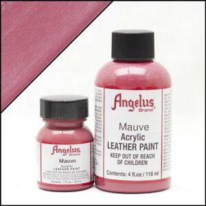 Angelus Mauve (169) Acryl Lederfarbe 29,5ml (20,17€/100ml) Tasche Pumps