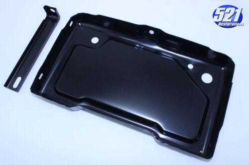Mopar Battery Tray Kit with Brace Bracket 65-69 C Body Chrysler Plymouth Dodge