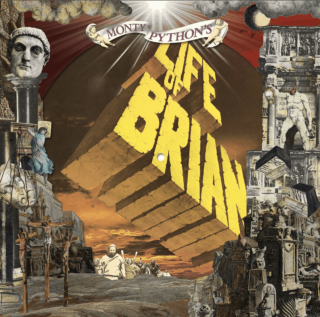 Monty Python's Life Of Brian - Vinyl Picture Disc LP (Record Store Day RSD 2019)