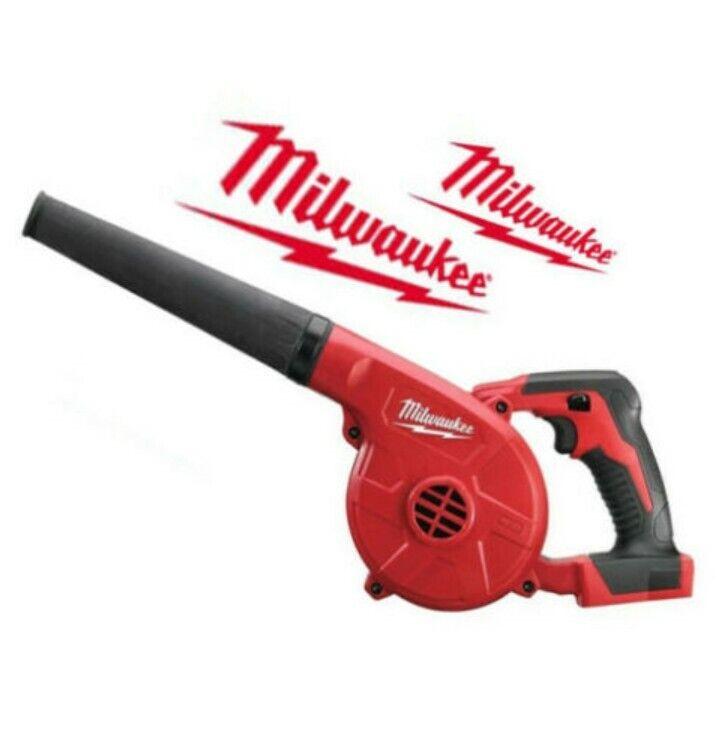 Sale BODY ONLY MILWAUKEE CORDLESS BLOWER M18BBL-0 18V LI-ION _igen