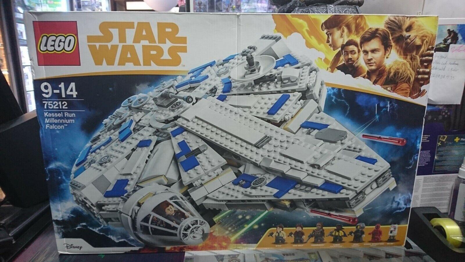 ° NEUF   nouveau ° Le Faucon  Millenium du raid de Kessel  LEGO(r) Star Wars  nouveaux styles les plus en vogue