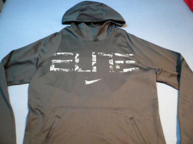 Nike ELITE Medium BRAND NEW Hoodie therma fit dri fit Hoody NWT