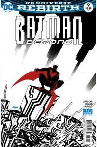 BATMAN-BEYOND-9-DC-COMICS-COVER-B-1ST-PRINT