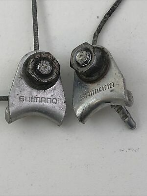 ONE brake straddle cable end clamp vintage Avid Grafton Dia Knarp mixte bmx Ird