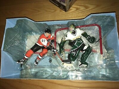 McFARLANE Sports NHL Hockey Roenick Vs Turco Box Set new Jeremy Marty Limited Ed