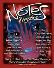 Notes Magazine: Issue #3: August 2011 by Grace Notes Books (Paperback / softback, 2011)