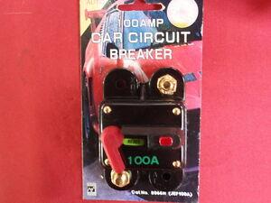 Rare-100a-DC-interrupteur-principal-urgence-goldkont-F-voiture-bateau-camping-24915