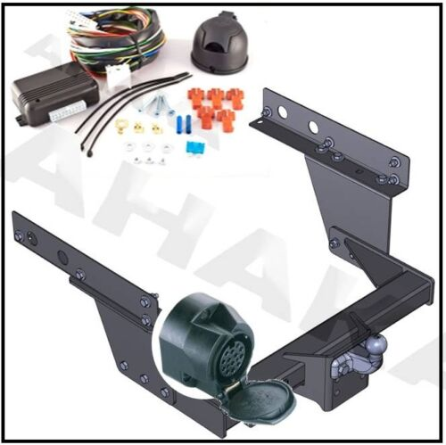 on Full Towbar Kit Towbar /& Electric 13 pin Iveco Daily II Cab Chassis 1999