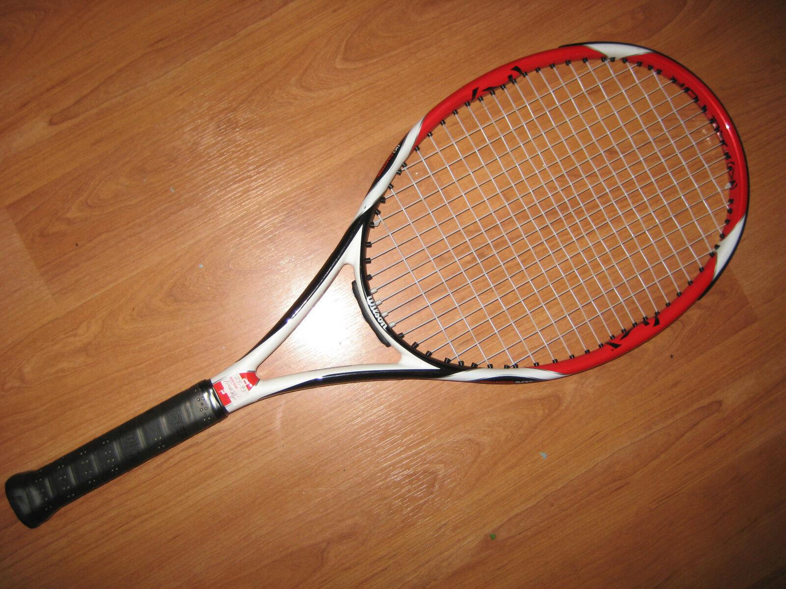 Wilson Hyper Hammer 5.6 Tenis Raqueta - 4 1 2
