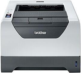 Brother HL-5340D Laser Laser Printer---NO TONER OR DRUM Refurbished