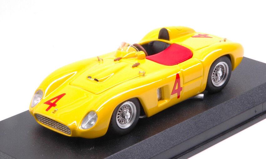 Ferrari 500 Tr  4 3rd GP Roma 1956 Paul Frere 1 43 Model ART-MODEL