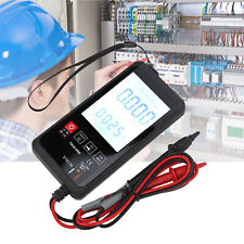Digital Multimeter Electrician Withtouch Screen Dcac Voltage Tester Testing Tool