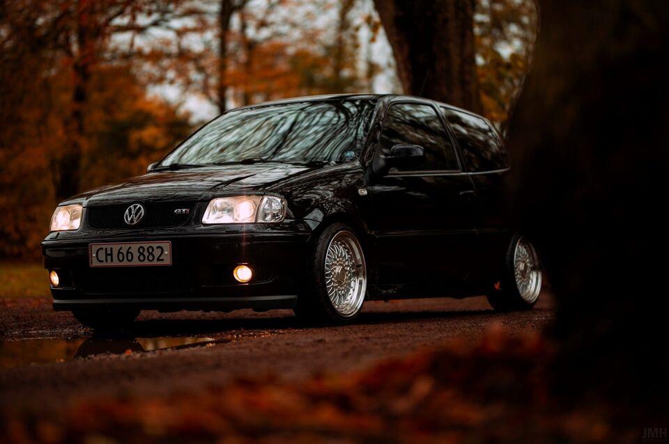 VW Polo, 1,6 GTi, Benzin