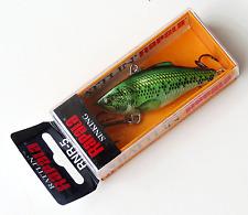 Leurre poisson nageur Rapala Rattlin Rap RNR- BB Baby Bass