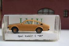 """Opel Kadett C """"SR"""" - handlackiert in OVP (I.M.U./Hö/D 41"""