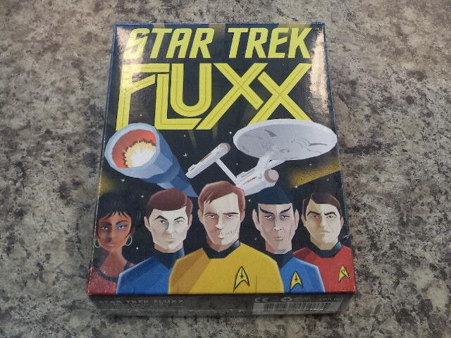Star Trek Fluxx - Loonex Lab Spiele Spiele Spiele Brettspiel Neu 4a98d4