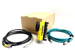 Details about Cognex In-Sight IS5604-01 Kit w/ Cables Camera *Warranty*  Line Scan IS5604 5604