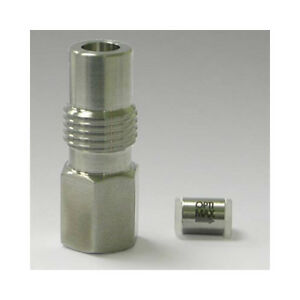 Details about OPTI-MAX HPLC Outlet Cartridge Check Valve 1/8