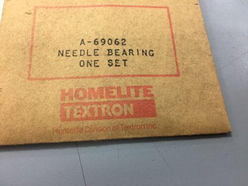 NOS Homelite chainsaw Bearing set 69062 oem homelite Home & Garden ...