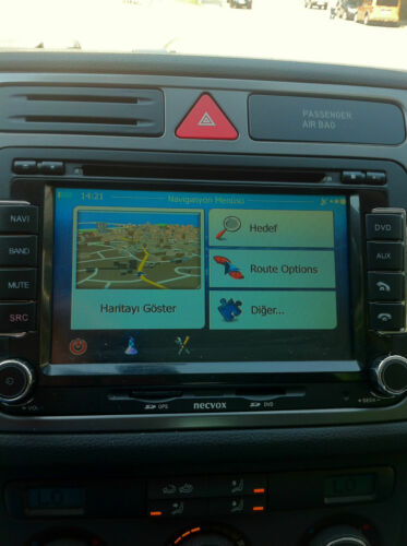 Mini SD Carte 8G GPS EUROPE Autoradio sous ANDROID