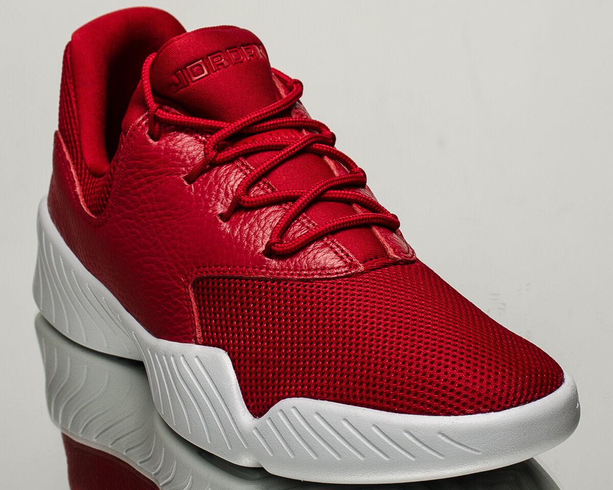 Jordan J23 bajo hombres estilo de vida informal Tenis Nuevo Gimnasio Rojo Platino 905288-601