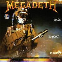 Megadeth - So Far, So Good...so What [bonus Tracks] Cd