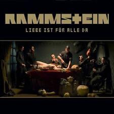 RAMMSTEIN Liebe Ist Für Alle Da CD 2009 Digipack Haifisch Pussy * NEW