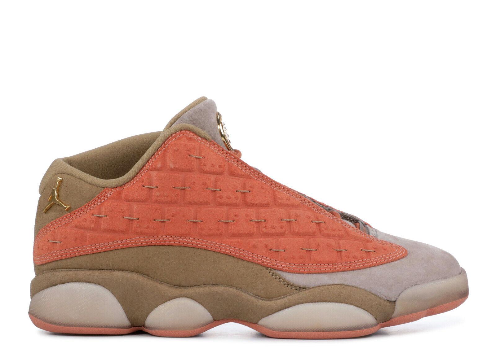 Nike Air Jordan 13 XIII Retro Low Clot Sepia Stone Size 14. AT3102-200
