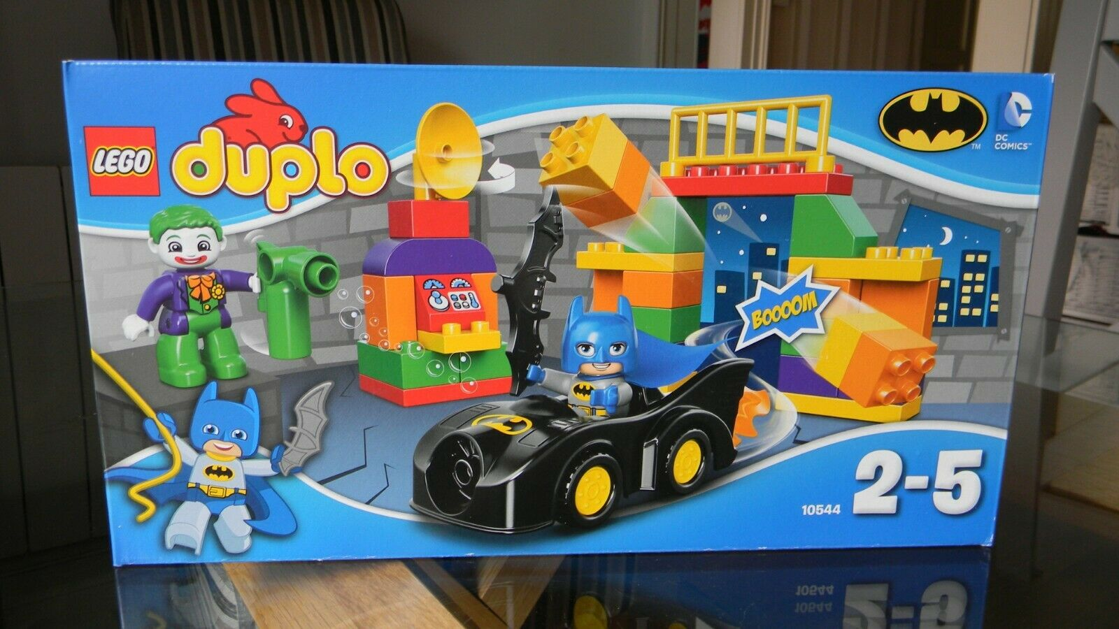 LEGO Duplo-Il Joker CHtuttiENGE  10544  NUOVO SIGILLATO   nuovo sadico