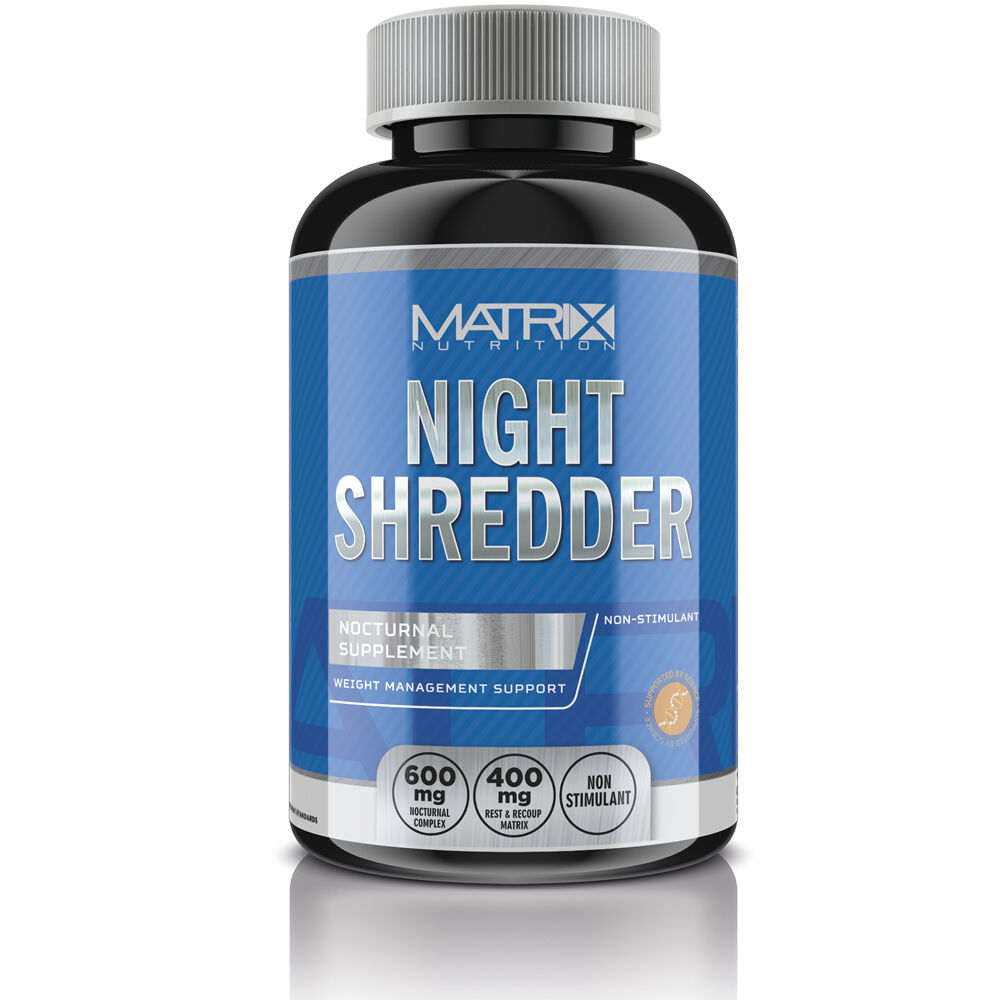 NIGHT TIME WEIGHT LOSS MATRIX TABLETS - MATRIX LOSS NIGHT SHROTDER 120CT 93ba69