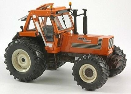 Ros30152-tractor fiat 1880  4 wtalons edited 2500 units - 1 32  populaire