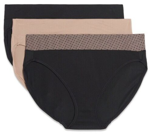 Warner's No Muffin Top Micro Hi-Cut Panties Details about  /Lot Of 9 Size 9//2XL NWT