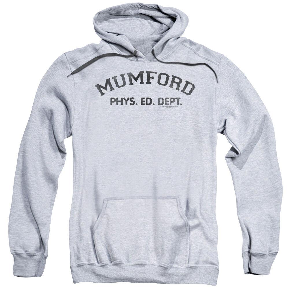 Beverly Hills Cop Movie MUMFORD PHYS ED Licensed Adult Sweatshirt Hoodie