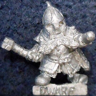 1985 Dwarf BME1 Gimli Lord of the Rings Citadel Fellowship LOTR AD/&D Warhammer